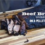 Smoked Brisket on the Pellet Grill thumbnail