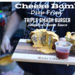 Cheese Bomb Burger