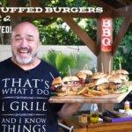 Stuffed Burgers Part 2