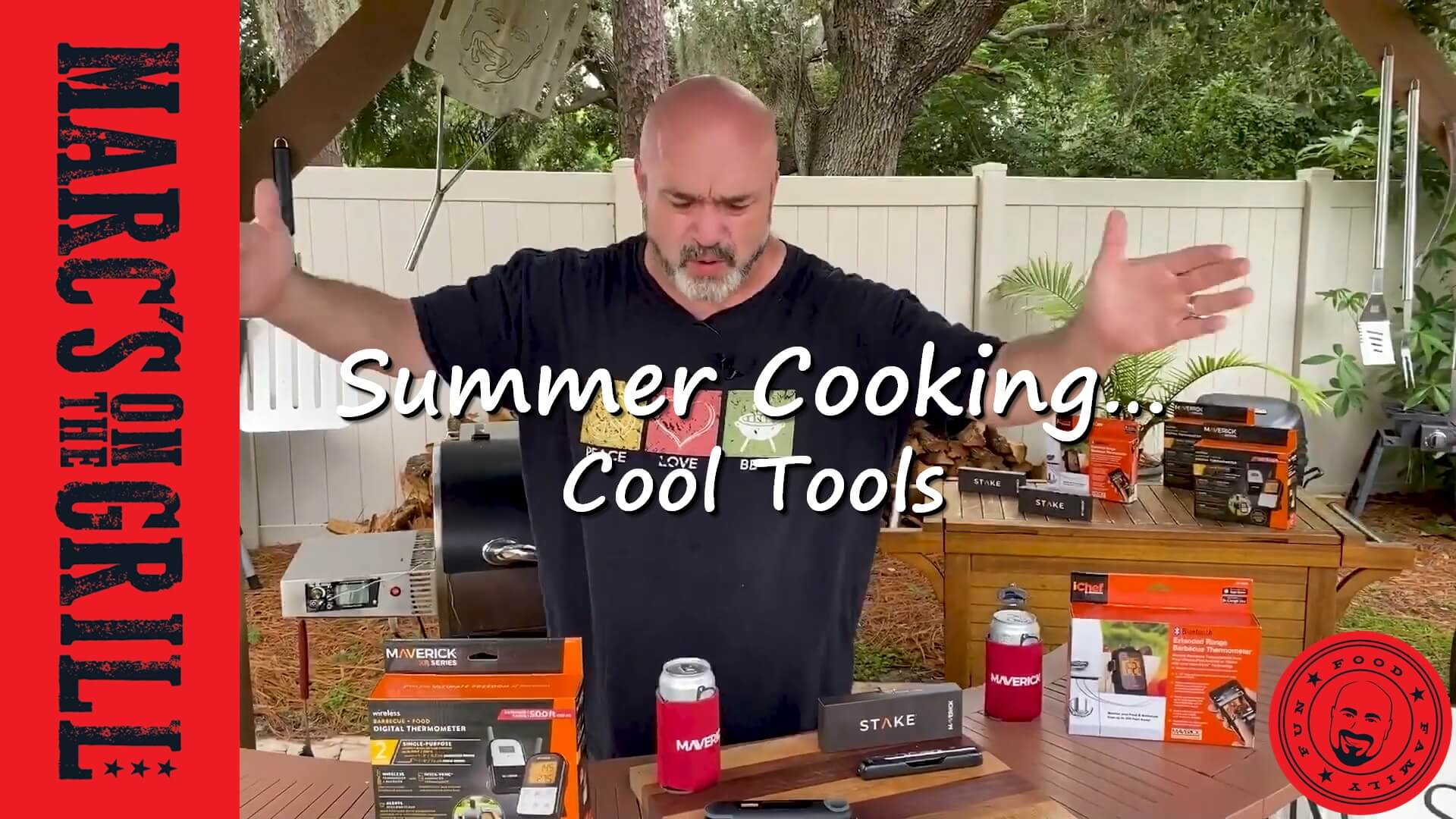 Maverick Digital Food Thermometers for grilling, smoking and BBQ
