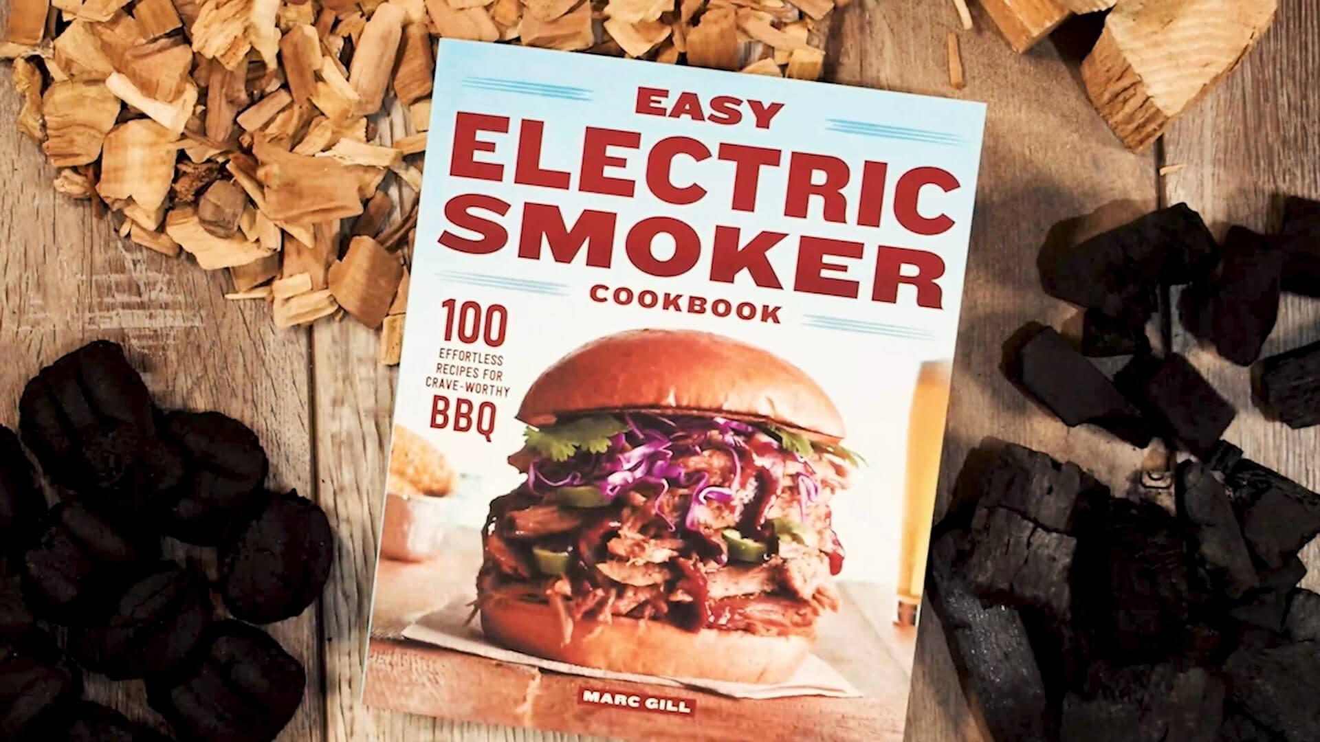 Easy Electric Smoker Cookbook